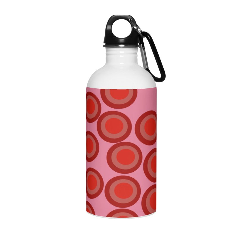 Connect 4 Accessories Water Bottle by Lidflutters