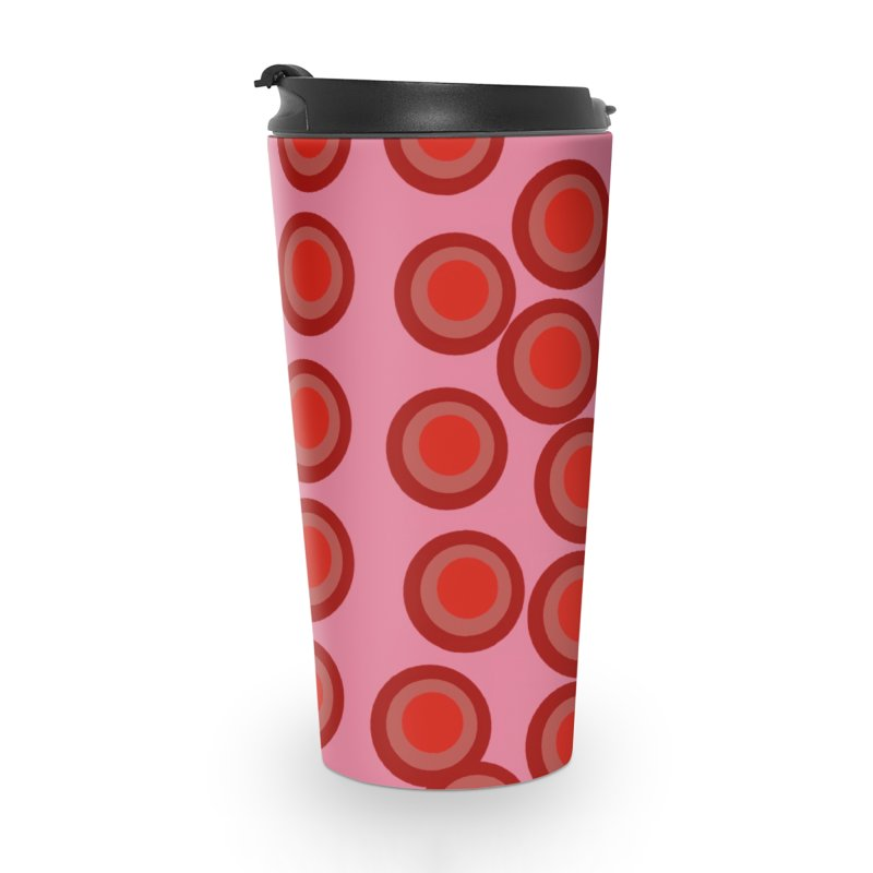 Connect 4 Accessories Travel Mug by Lidflutters
