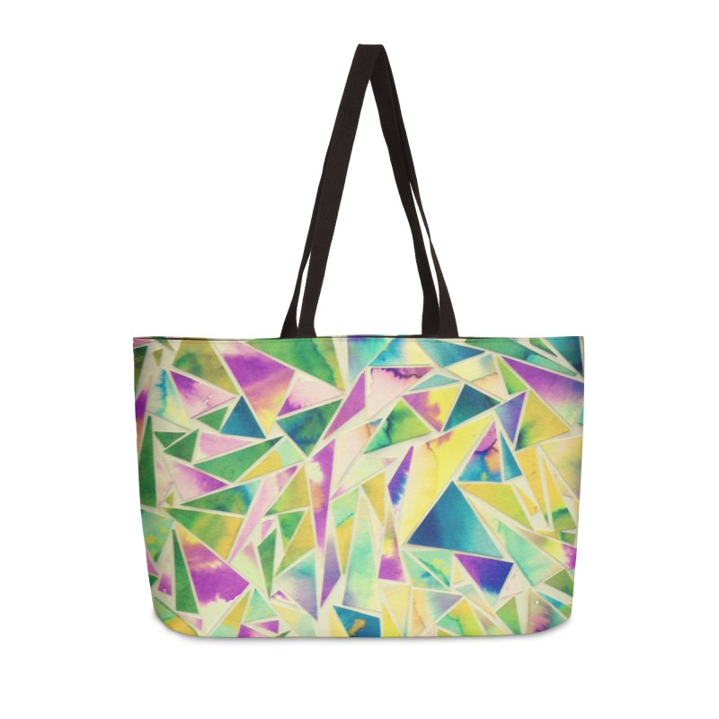 Lilly pads Accessories Weekender Bag Bag by Lidflutters