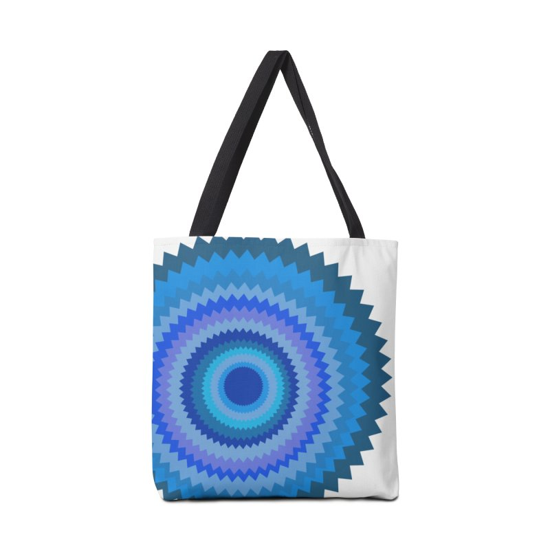 Blue devil Accessories Tote Bag Bag by Lidflutters