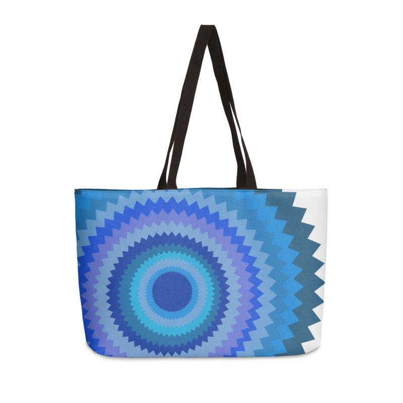 Blue devil Accessories Weekender Bag Bag by Lidflutters