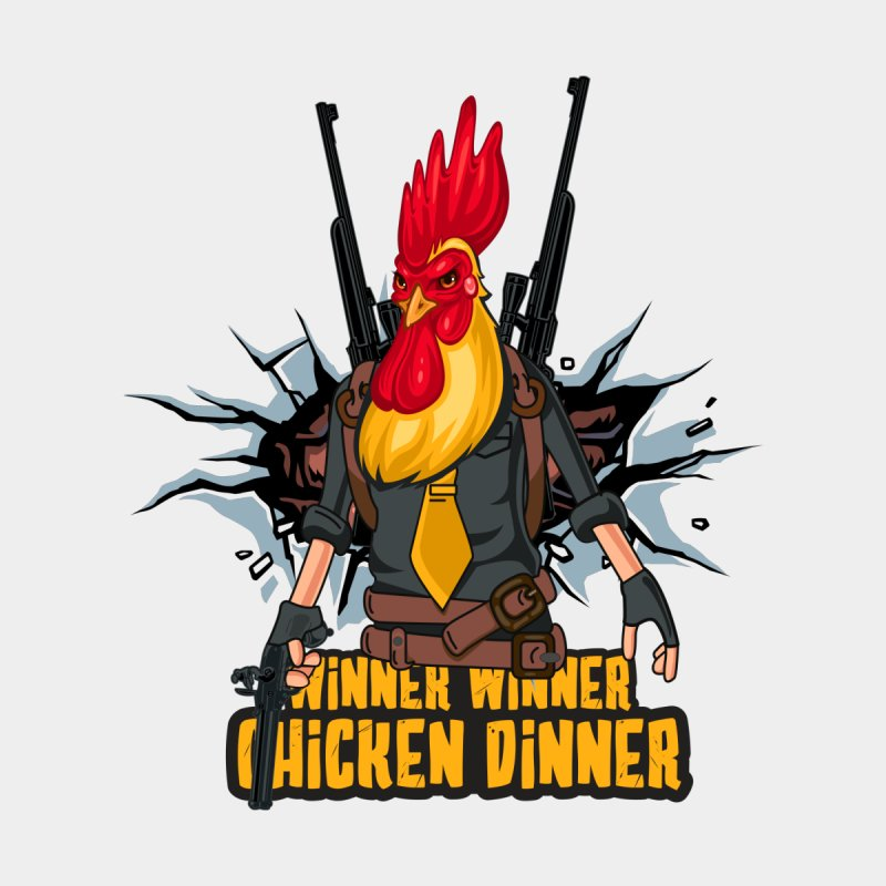 Lifeclothingin Pubg Winner Winner Chicken Dinner Home