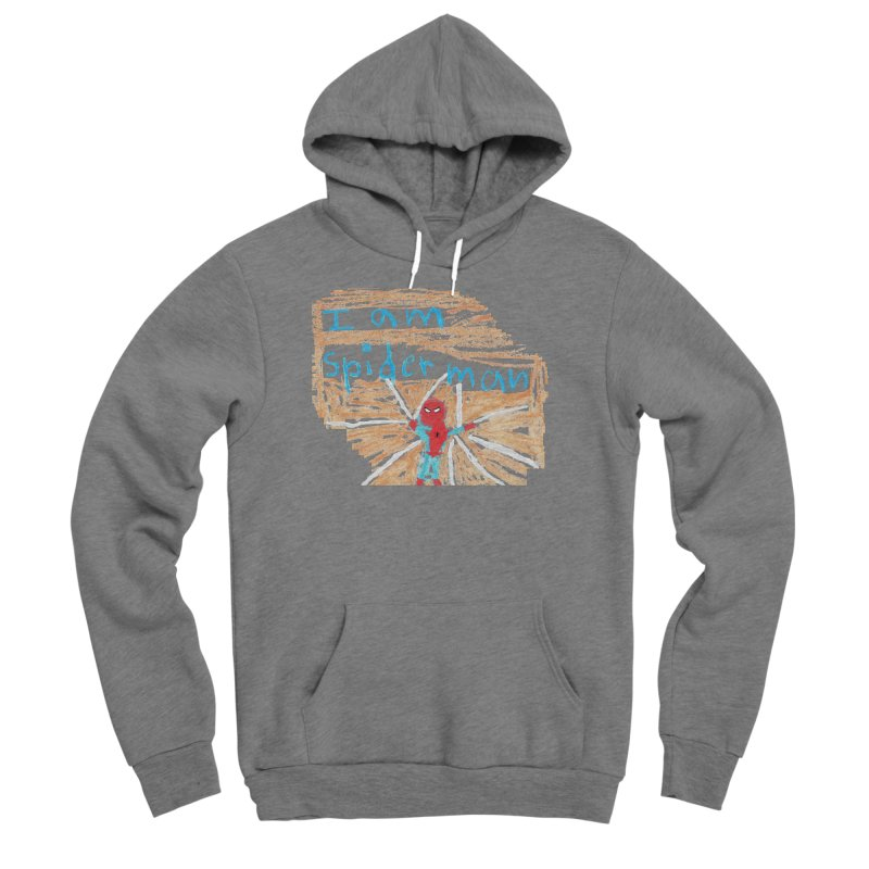I am Men's Pullover Hoody by The Life of Curiosity Store