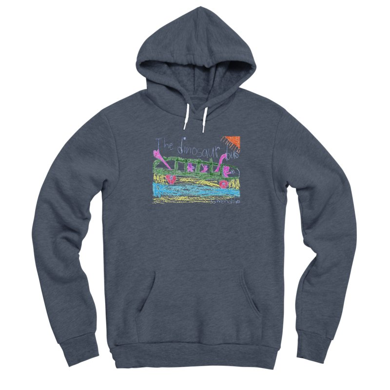 The Dinosaur Bus Women's Pullover Hoody by The Life of Curiosity Store