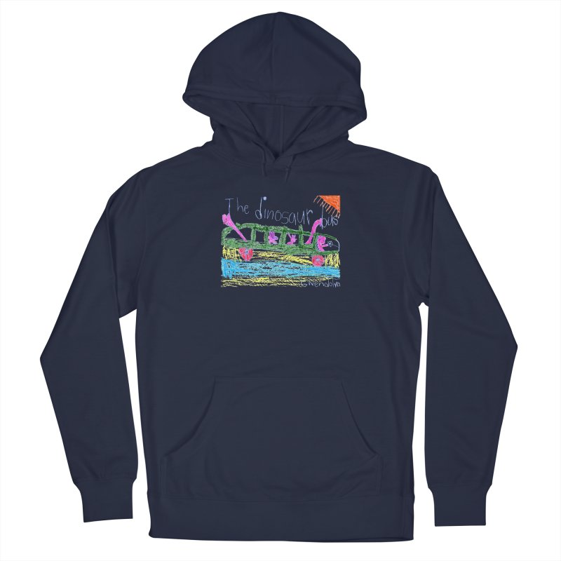The Dinosaur Bus Men's Pullover Hoody by The Life of Curiosity Store