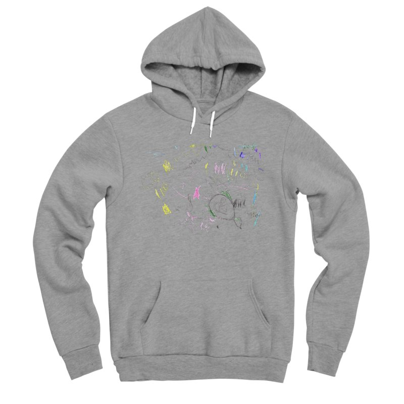 Ellowyn's Family Portrait Women's Sponge Fleece Pullover Hoody by The Life of Curiosity Store