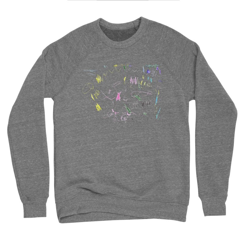 Ellowyn's Family Portrait Women's Sponge Fleece Sweatshirt by The Life of Curiosity Store