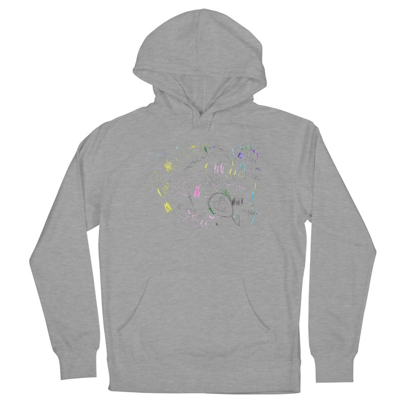 Ellowyn's Family Portrait Women's French Terry Pullover Hoody by The Life of Curiosity Store