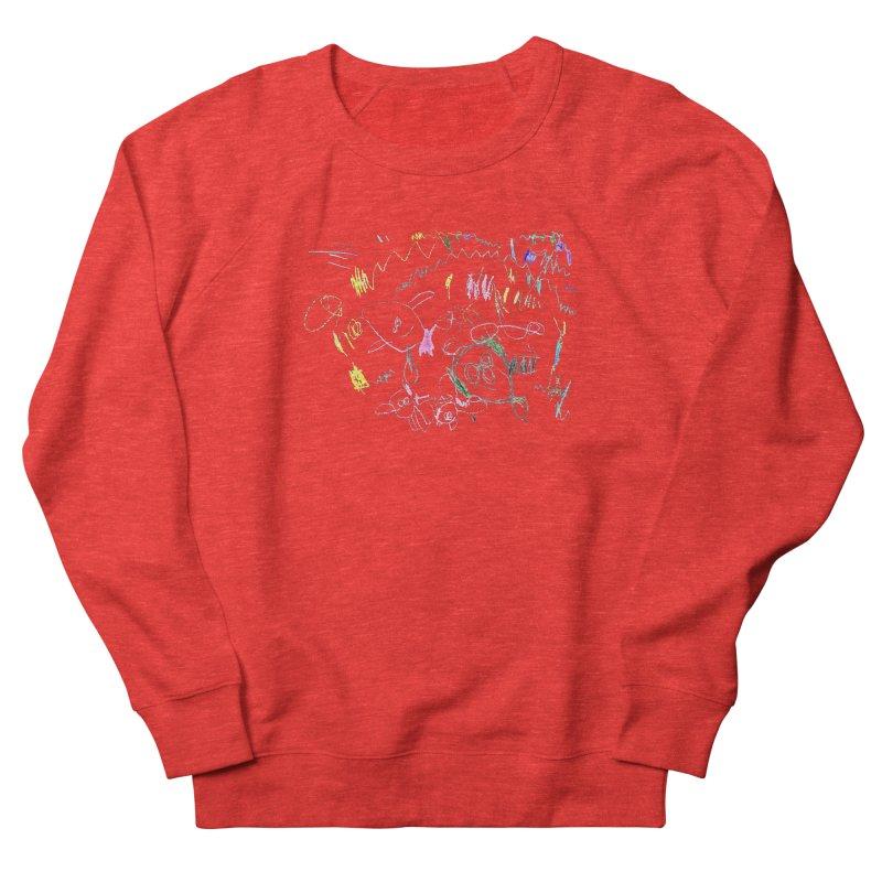 Ellowyn's Family Portrait Men's Sweatshirt by The Life of Curiosity Store