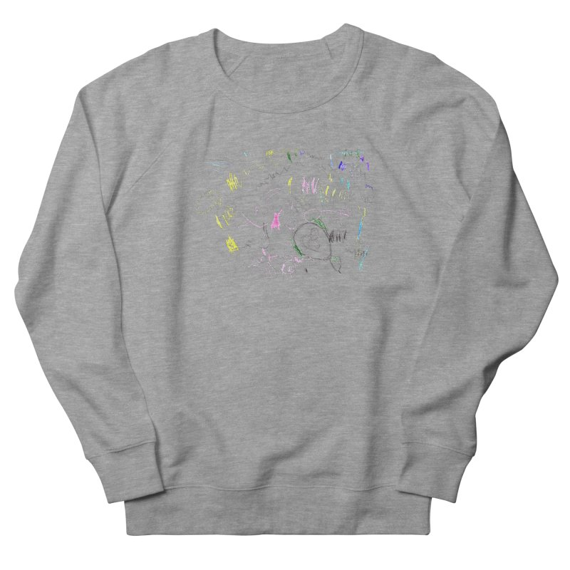 Ellowyn's Family Portrait Men's French Terry Sweatshirt by The Life of Curiosity Store