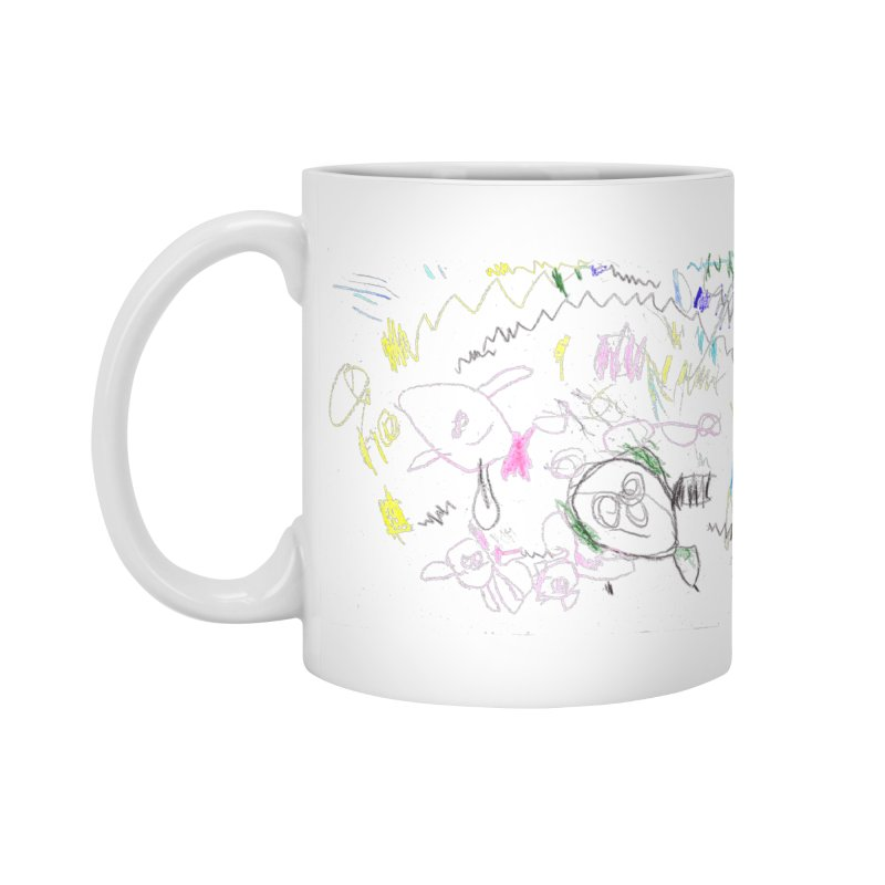 Ellowyn's Family Portrait Accessories Standard Mug by The Life of Curiosity Store
