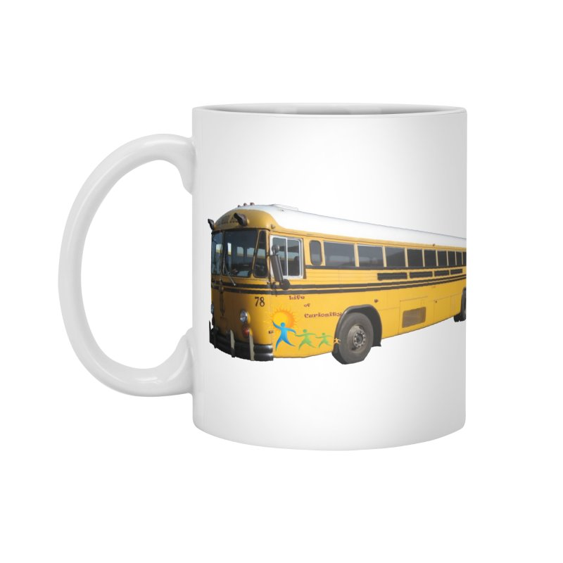 Leia Bus Accessories Standard Mug by The Life of Curiosity Store
