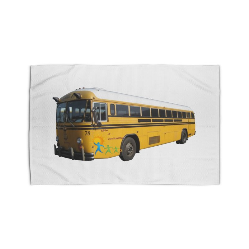 Leia Bus Home Rug by The Life of Curiosity Store