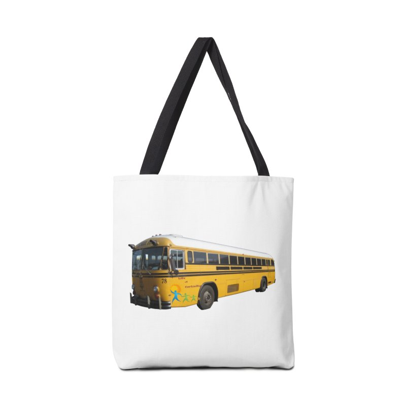 Leia Bus Accessories Tote Bag Bag by The Life of Curiosity Store