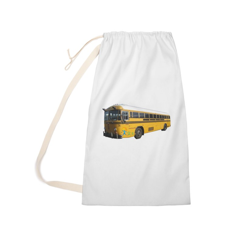 Leia Bus Accessories Laundry Bag Bag by The Life of Curiosity Store