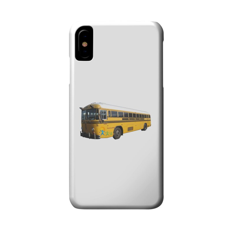 Leia Bus Accessories Phone Case by The Life of Curiosity Store