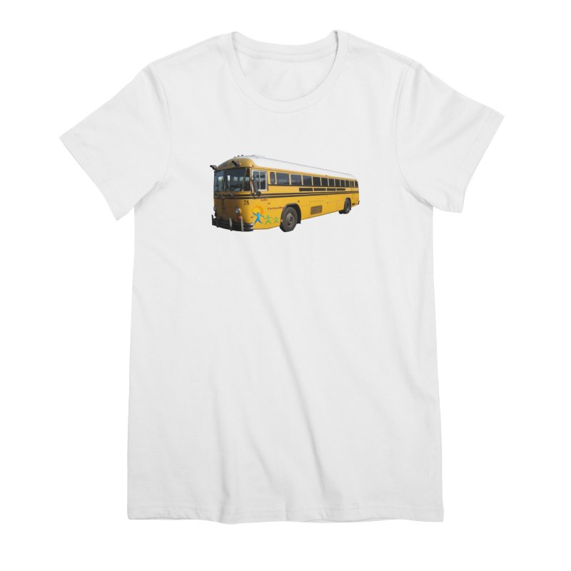 Leia Bus Women's Premium T-Shirt by The Life of Curiosity Store