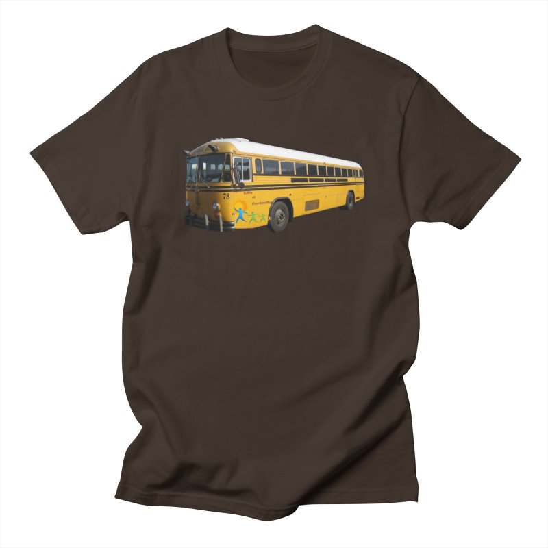 Leia Bus Men's T-Shirt by The Life of Curiosity Store