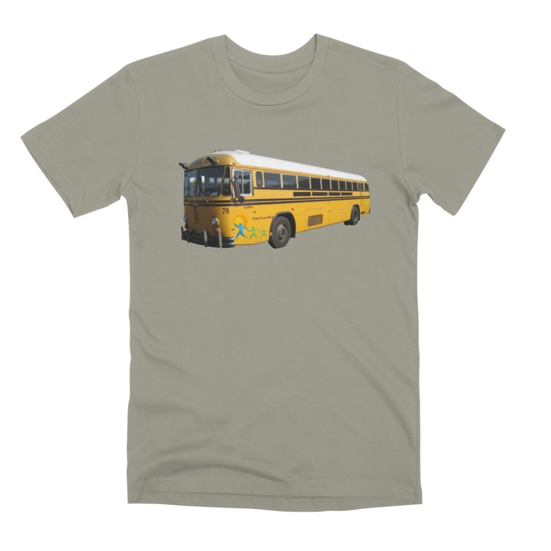 Leia Bus Men's Premium T-Shirt by The Life of Curiosity Store