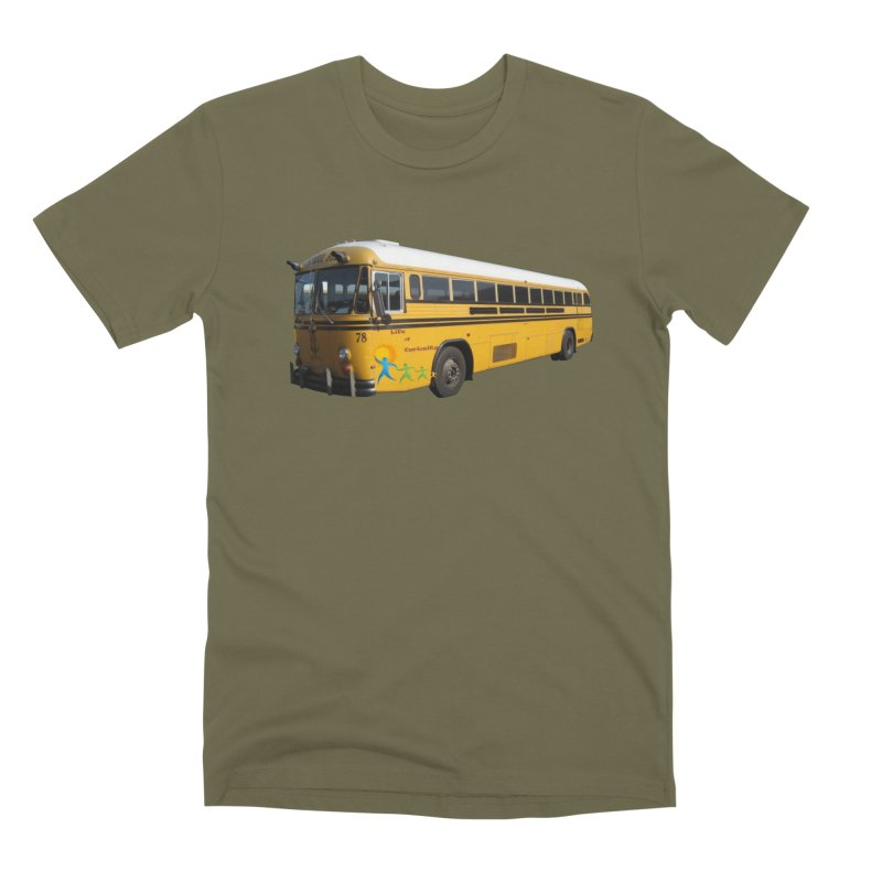 Leia Bus Men's Premium T-Shirt by The Life of Curiosity Store