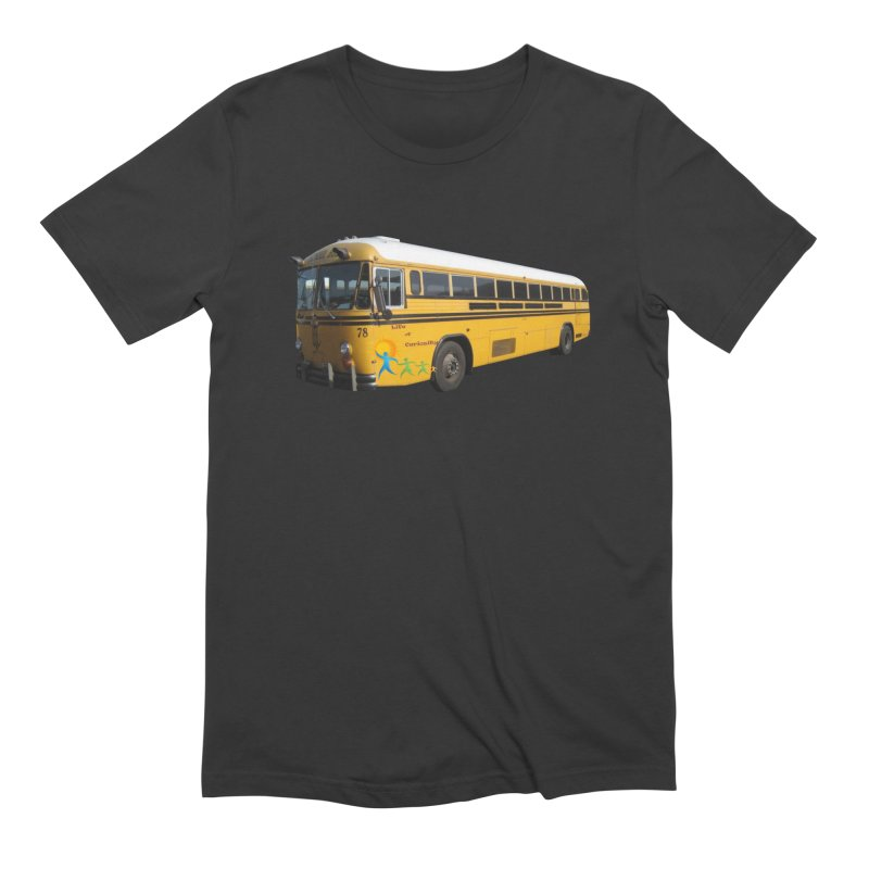 Leia Bus Men's Extra Soft T-Shirt by The Life of Curiosity Store