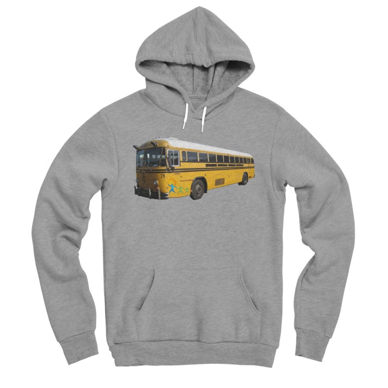 Leia Bus Women's Sponge Fleece Pullover Hoody by The Life of Curiosity Store