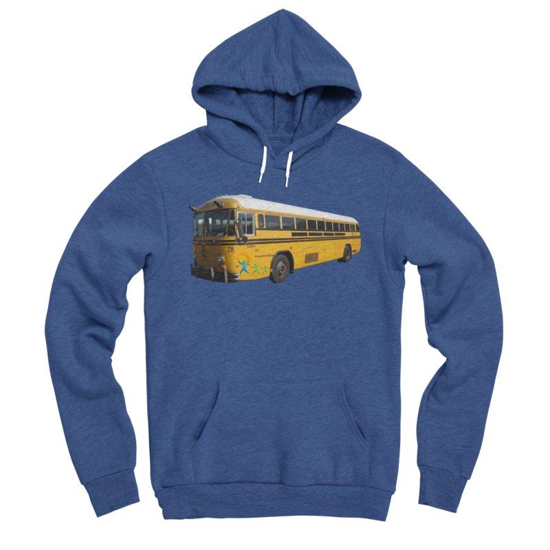 Leia Bus Men's Sponge Fleece Pullover Hoody by The Life of Curiosity Store