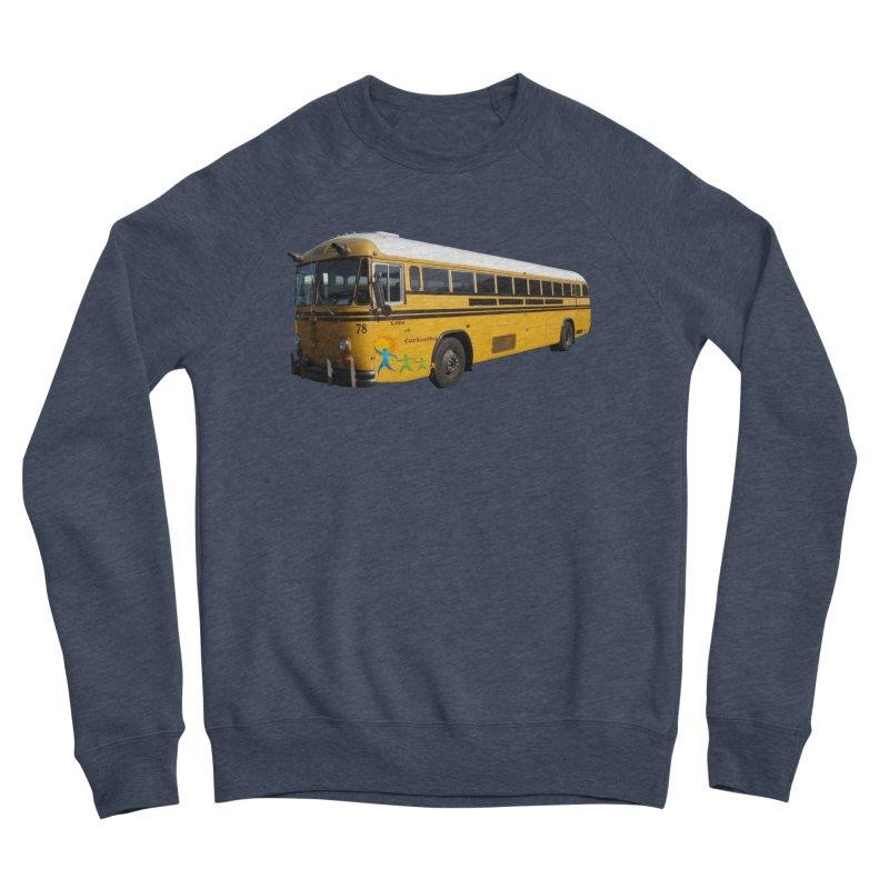 Leia Bus Men's Sponge Fleece Sweatshirt by The Life of Curiosity Store