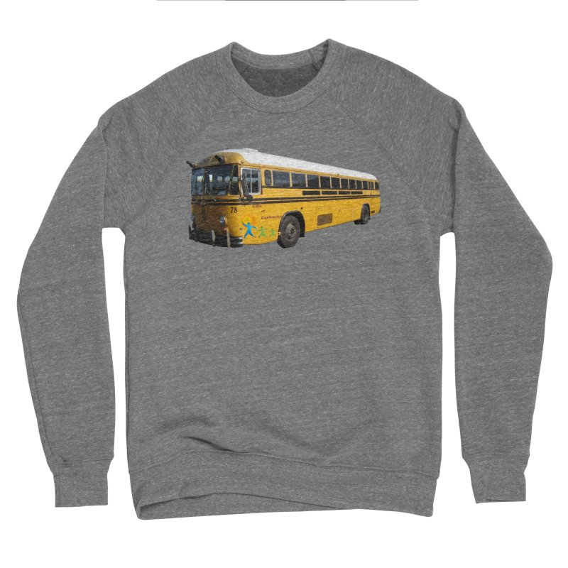 Leia Bus Women's Sponge Fleece Sweatshirt by The Life of Curiosity Store