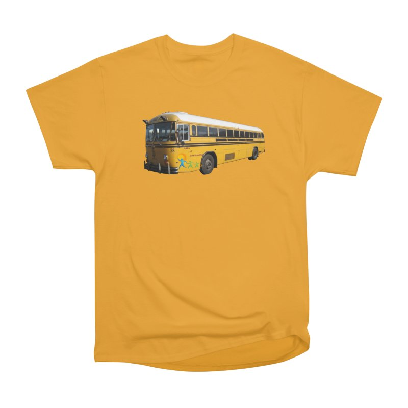 Leia Bus Women's Heavyweight Unisex T-Shirt by The Life of Curiosity Store
