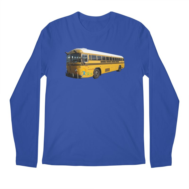 Leia Bus Men's Longsleeve T-Shirt by The Life of Curiosity Store