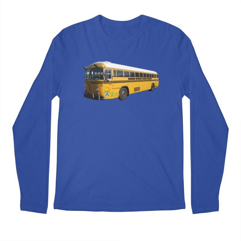 Leia Bus Men's Regular Longsleeve T-Shirt by The Life of Curiosity Store