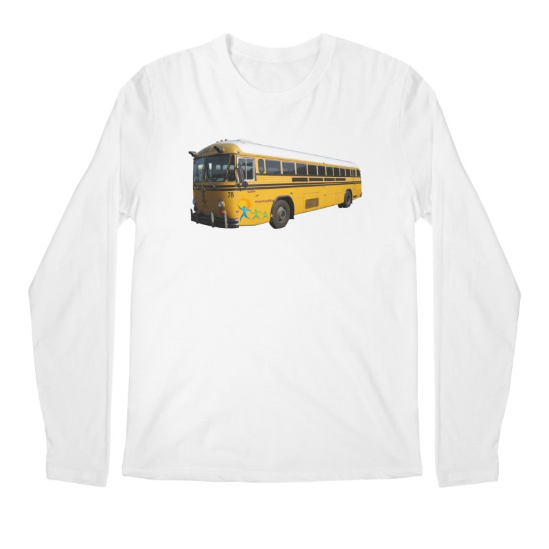 Leia Bus Men's Regular Longsleeve T-Shirt by The Life of Curiosity Store