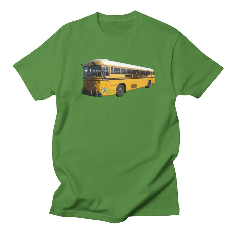 Leia Bus Women's Regular Unisex T-Shirt by The Life of Curiosity Store