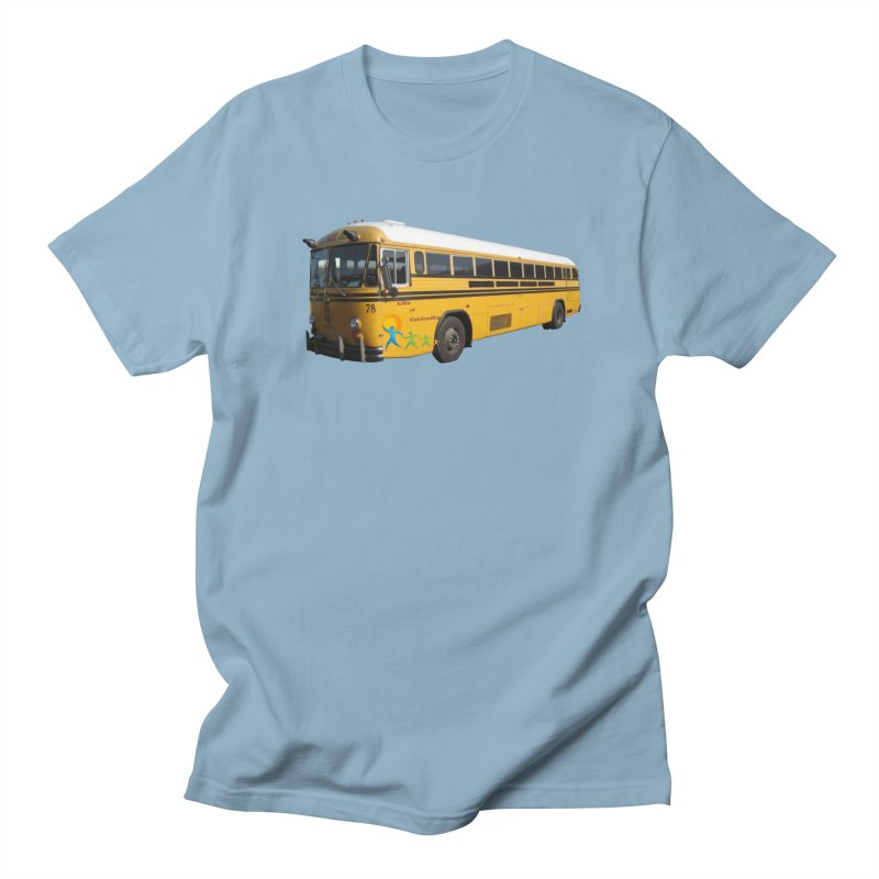 Leia Bus Men's Regular T-Shirt by The Life of Curiosity Store