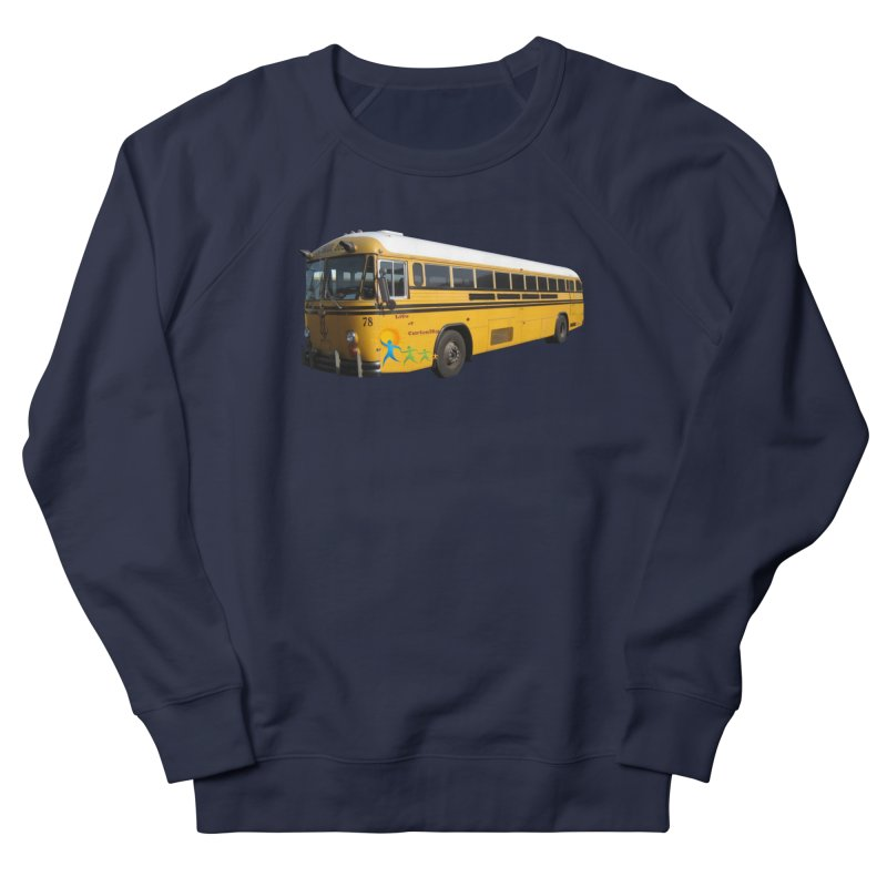 Leia Bus Women's French Terry Sweatshirt by The Life of Curiosity Store