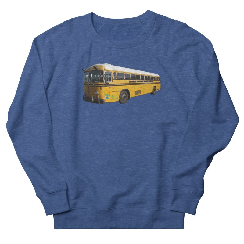 Leia Bus Men's Sweatshirt by The Life of Curiosity Store