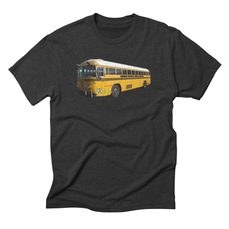 Leia Bus Men's Triblend T-Shirt by The Life of Curiosity Store