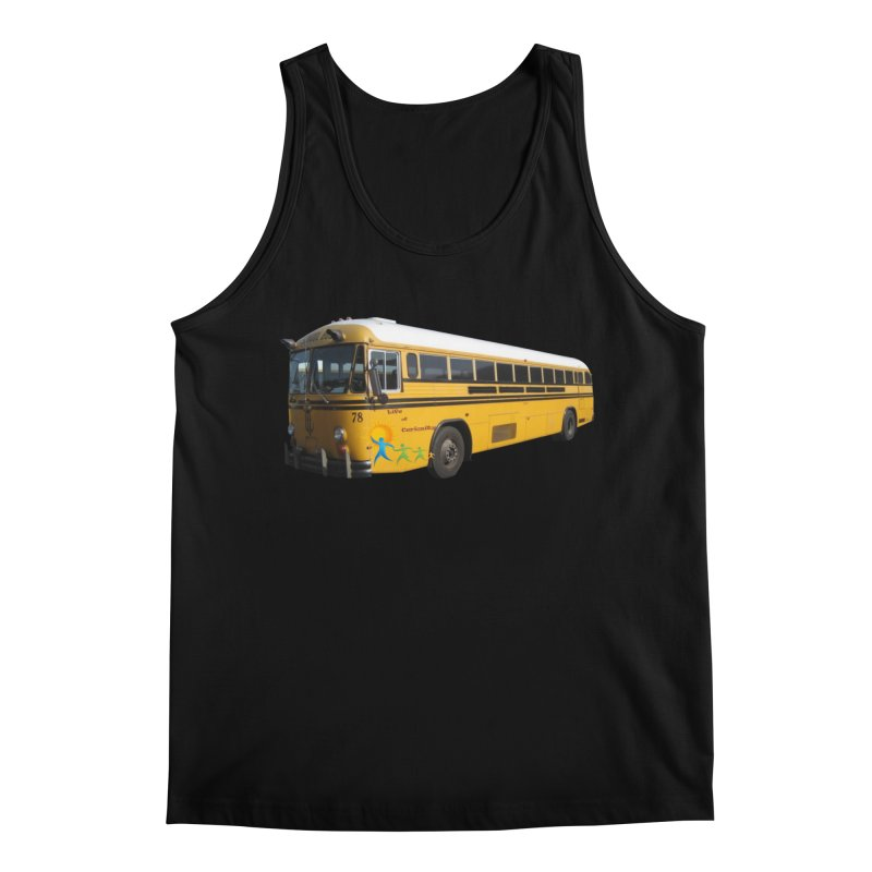 Leia Bus Men's Regular Tank by The Life of Curiosity Store