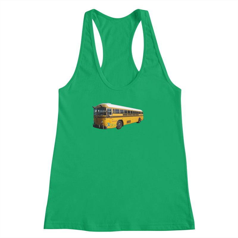 Leia Bus Women's Racerback Tank by The Life of Curiosity Store
