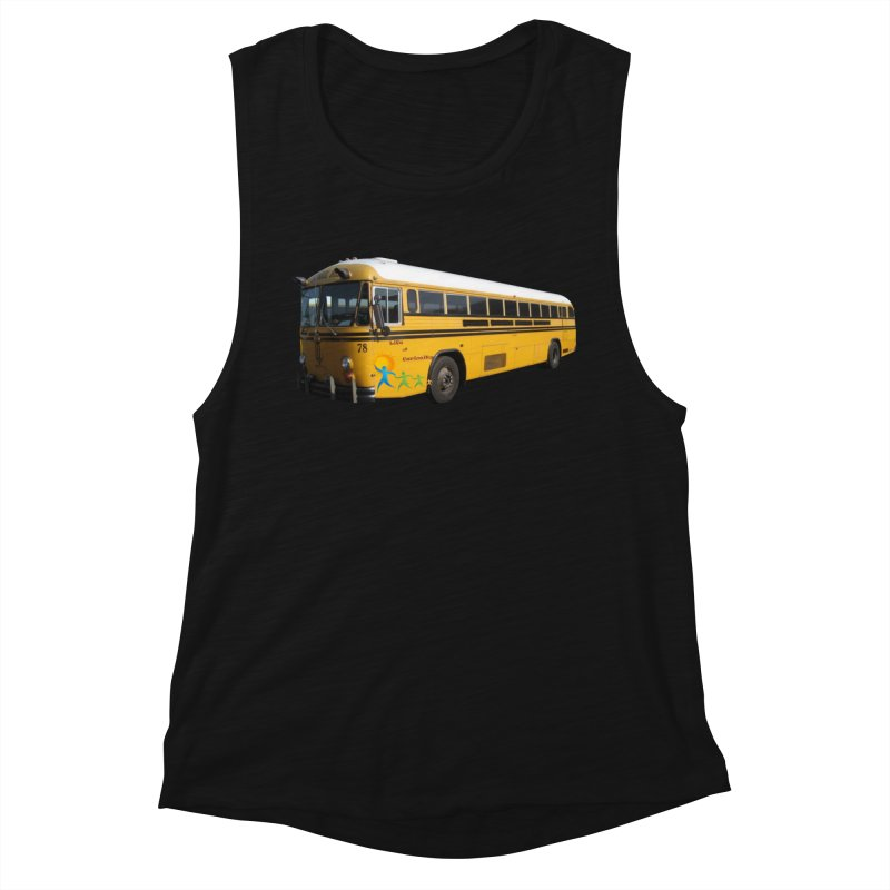 Leia Bus Women's Muscle Tank by The Life of Curiosity Store