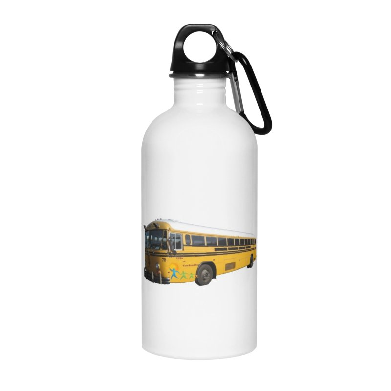 Leia Bus Accessories Water Bottle by The Life of Curiosity Store