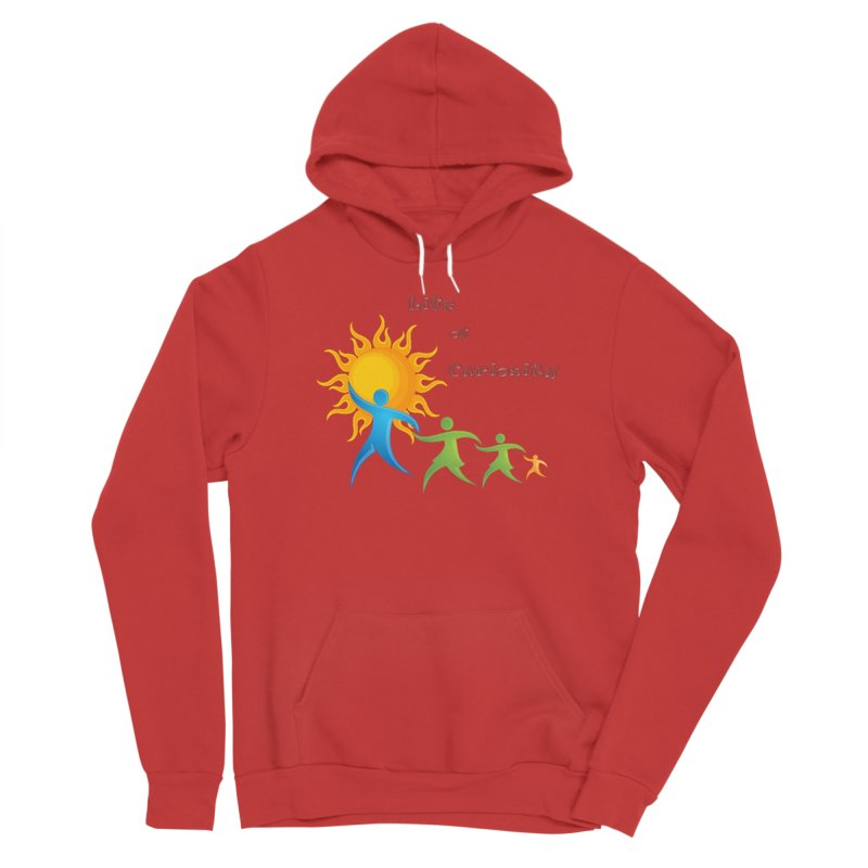 The LoC Logo Men's Pullover Hoody by The Life of Curiosity Store