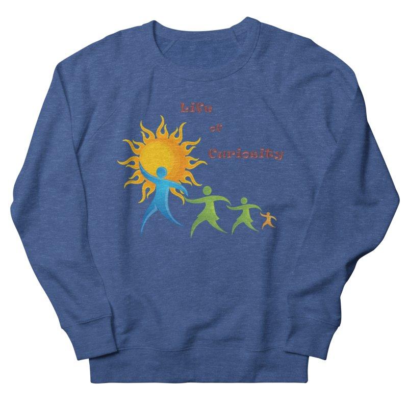 The LoC Logo Men's Sweatshirt by The Life of Curiosity Store
