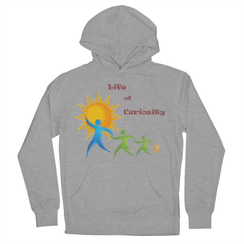 The LoC Logo Women's Pullover Hoody by The Life of Curiosity Store