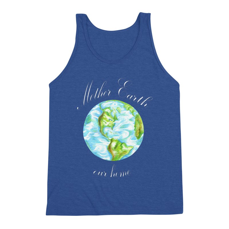 Mother Earth our home Men's Tank by The Life of Curiosity Store