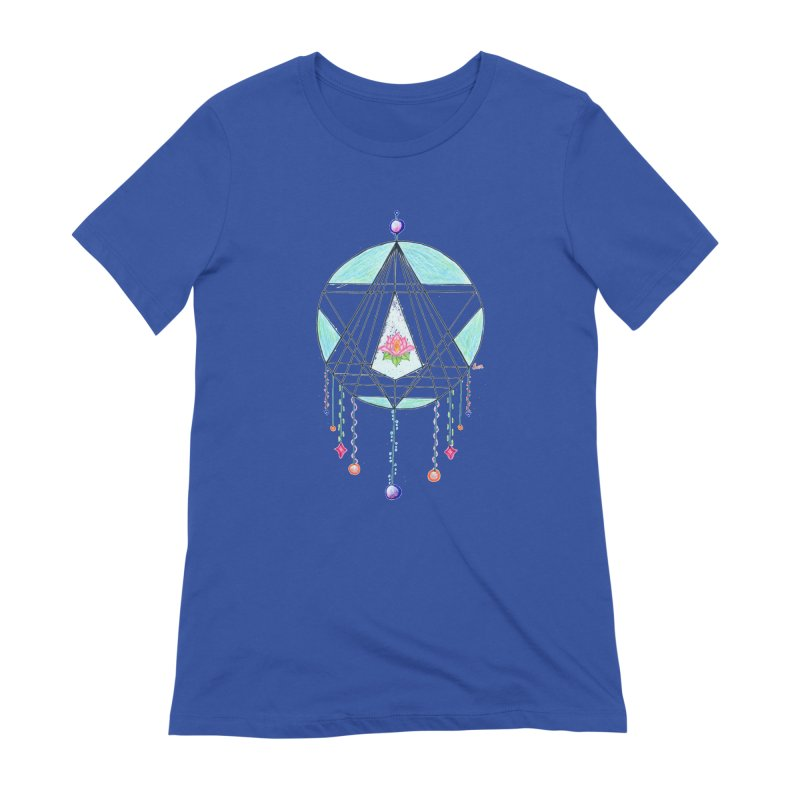 Dreamcatcher Women's Extra Soft T-Shirt by The Life of Curiosity Store