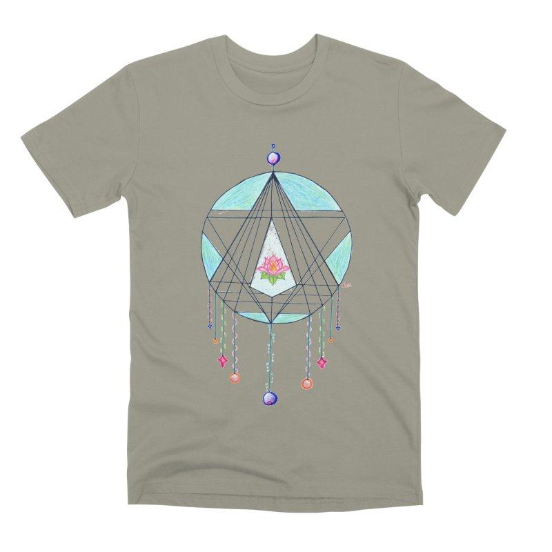 Dreamcatcher Men's Premium T-Shirt by The Life of Curiosity Store