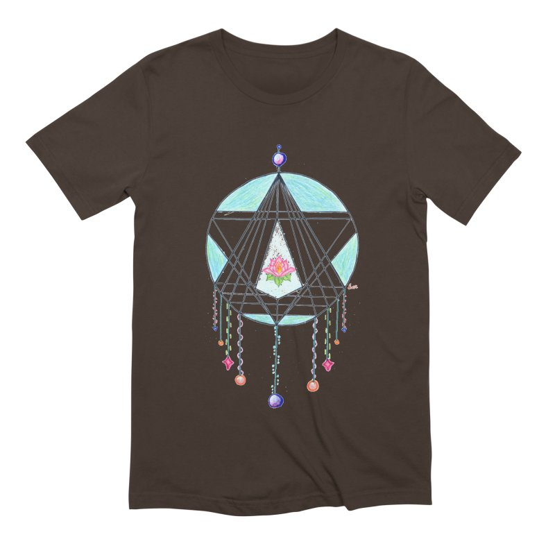 Dreamcatcher Men's Extra Soft T-Shirt by The Life of Curiosity Store