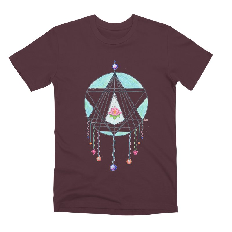 Dreamcatcher Men's Premium T-Shirt by The Life of Curiosity Store